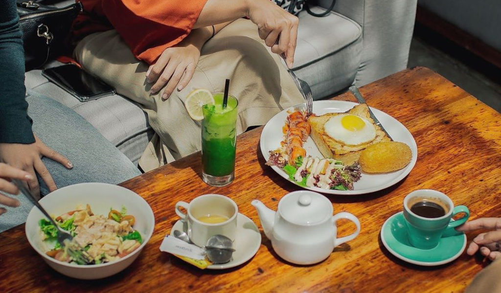Cafe Sydwic Bandung