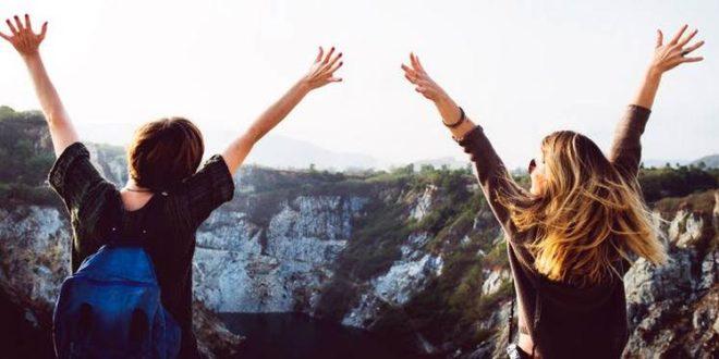 traveling bersama