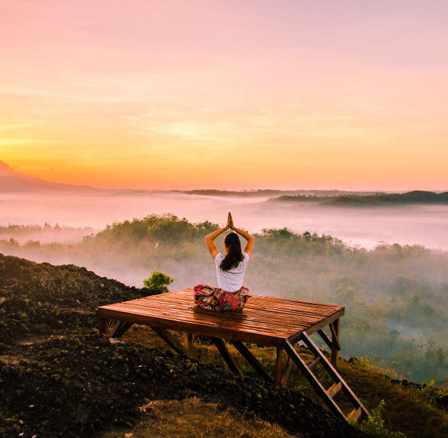 Bangun pagi mengurangi stres sehari-hari