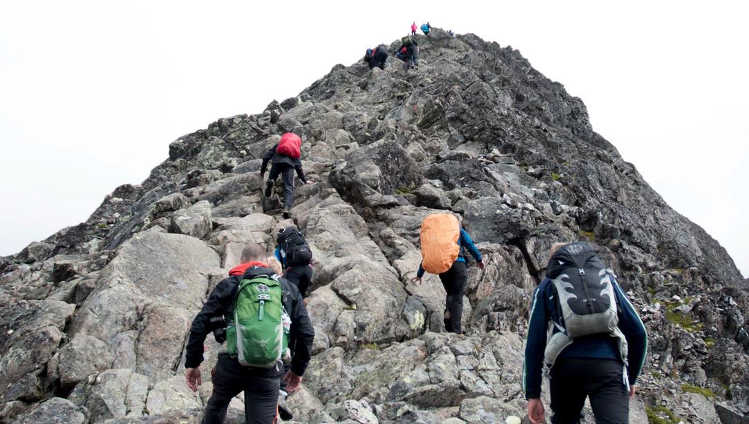 Memahami karakter gunung yang akan didaki