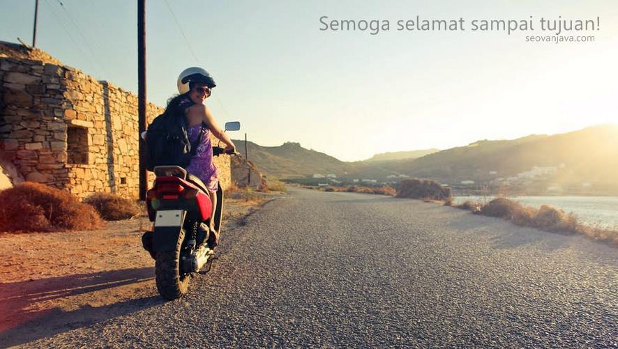 motor matik wanita
