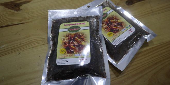 walang belalang goreng