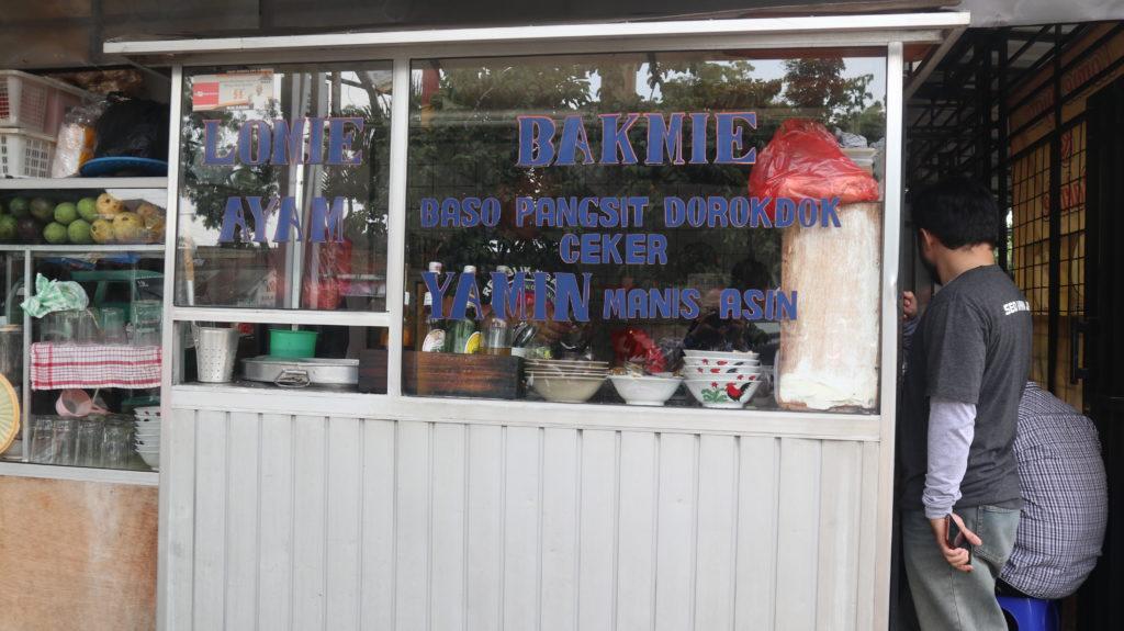 lo mie Bandung