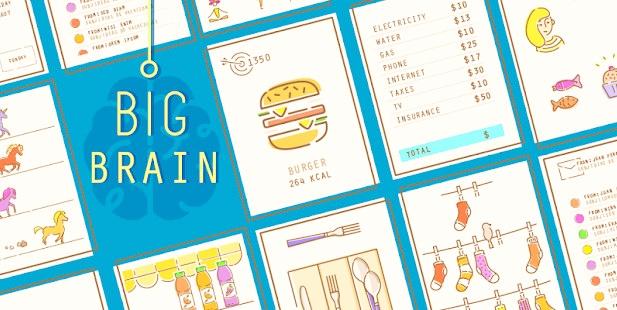 Big Brain - Game Smartphone Meningkatkan Kreativitas