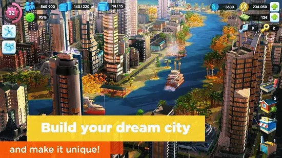 SimCity - Game Smartphone Meningkatkan Kreativitas