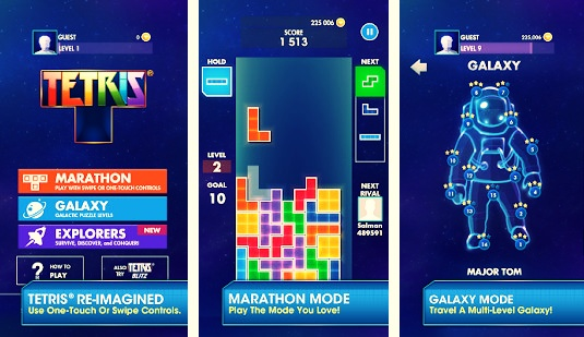 Tetris - Game Smartphone Meningkatkan Kreativitas