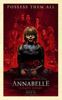 Annabelle Comes Home 2019 - Film Horor Terbaik dan Terseram