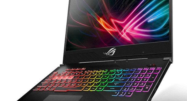Laptop Asus Terbaik ROG Strix Hero II (GL504GM)