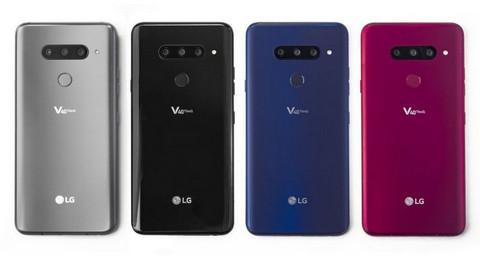 HP LG V40 ThinQ
