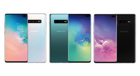 HP Samsung Galaxy S10