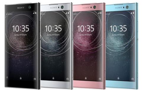 HP Sony Xperia XA2 Ultra