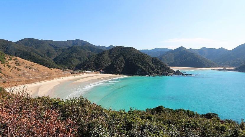 Pantai Pulau Fukue