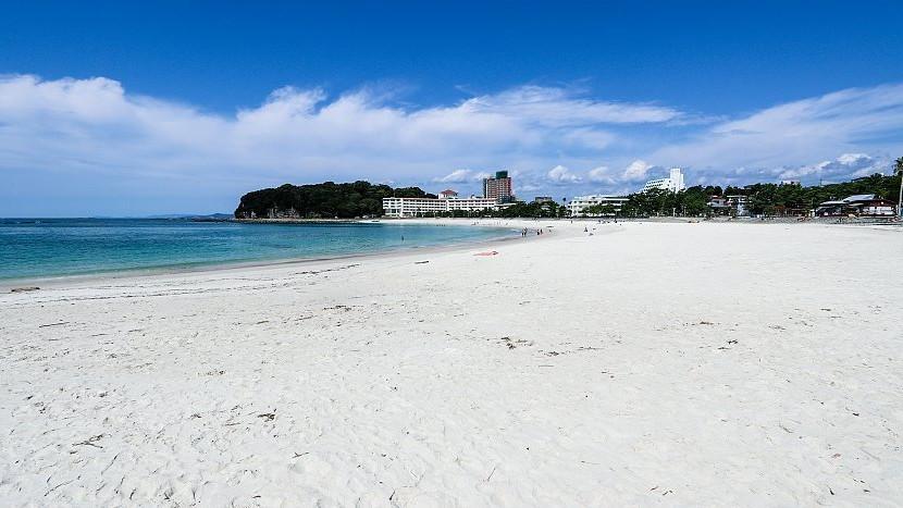 Pantai Shirahama
