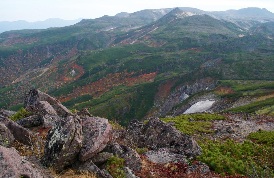 Gunung Kurodake di Jepang