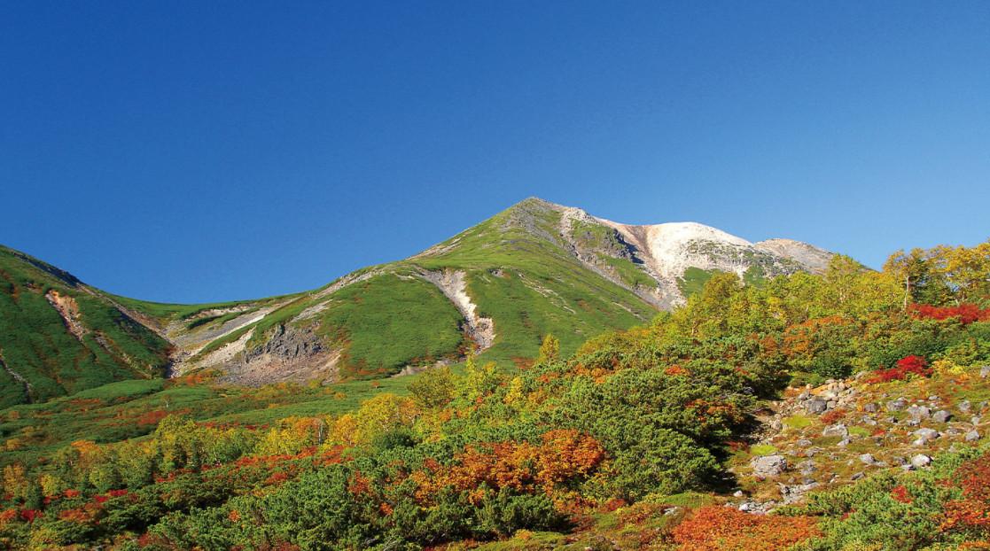 Gunung Norikura di Jepang